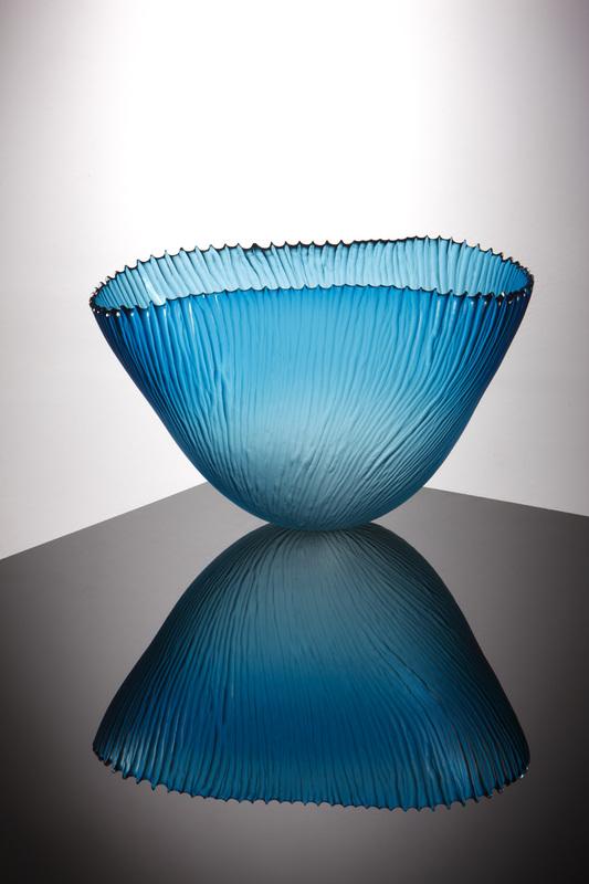 Laura Birdsall, Turquoise Fin Bowl