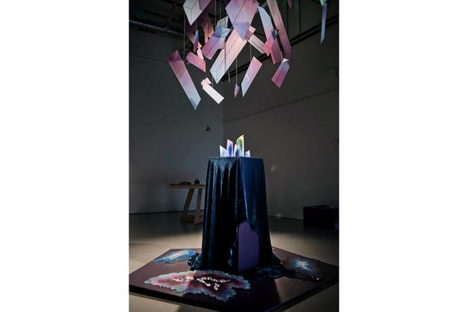 Sara Lundkvist 2012, creating magic