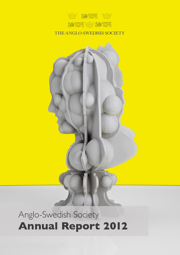 Anglo-Swedish Society - Annual Report 2012