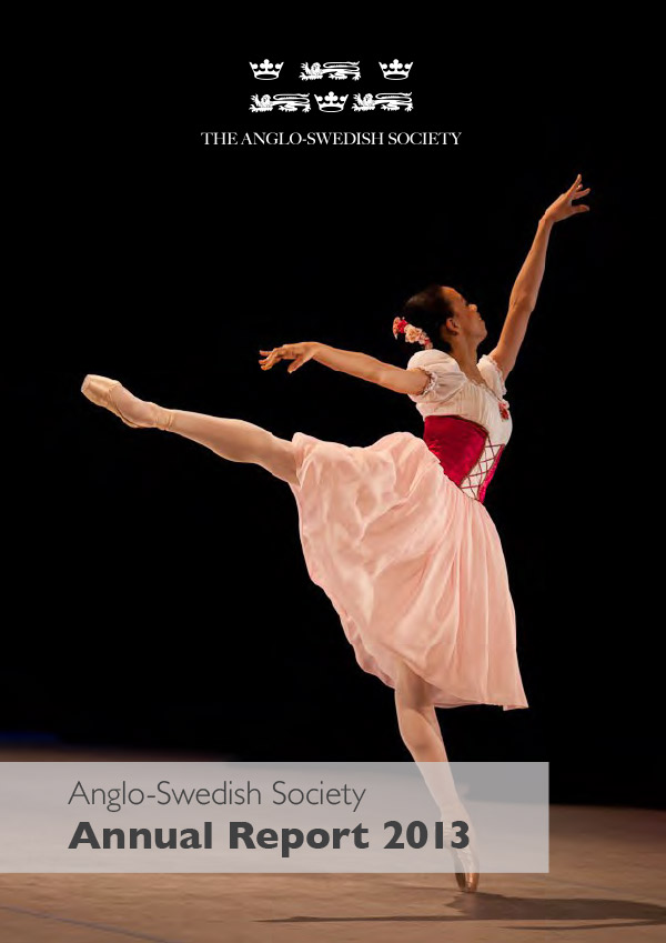 Anglo-Swedish Society - Annual Report 2013
