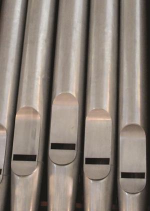 Swedish Church organ