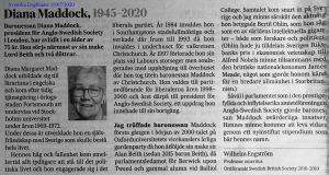 Svenska Dagbladet 19/07/2020