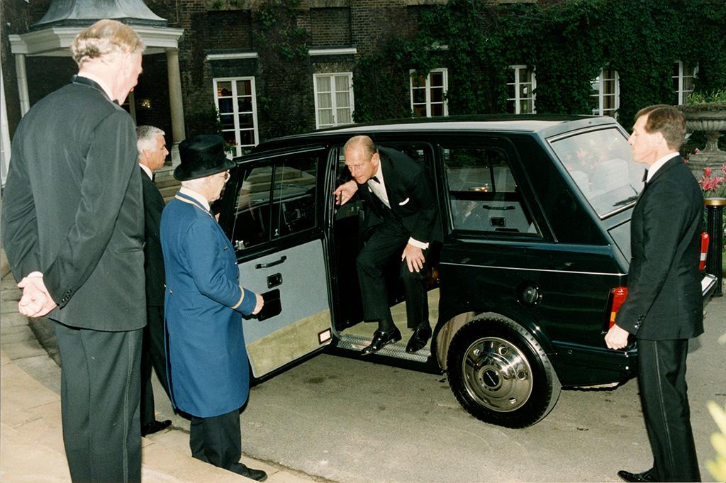 HRH The Duke of Edinburgh - Royal Ball 1994