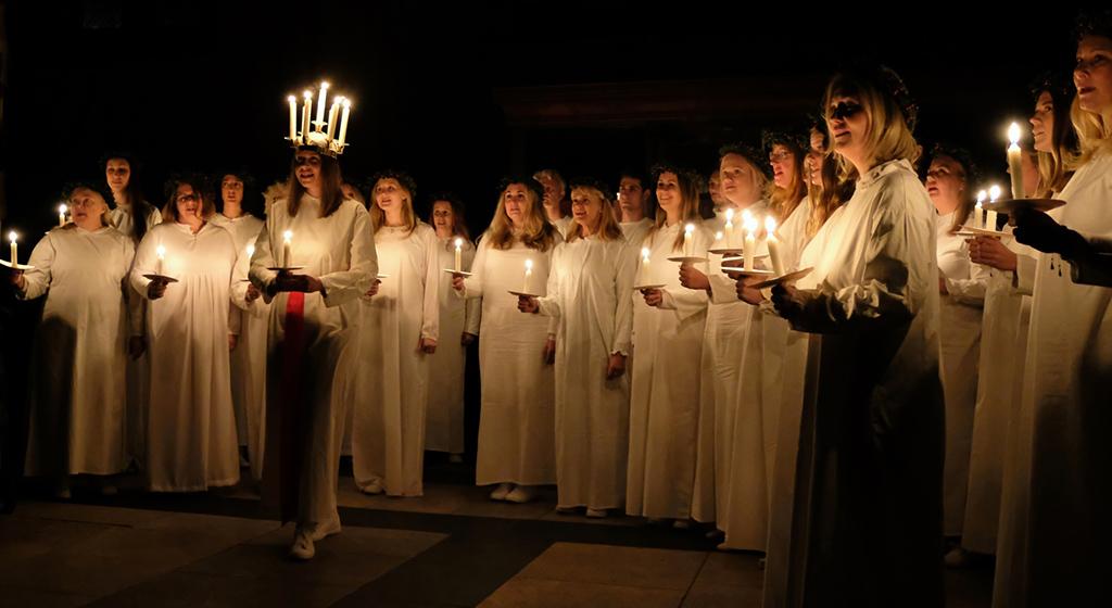 London Nordic Choir - Lucia